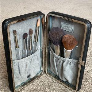New Trish McEvoy black makeup brush holder